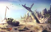 Free Far Cry 2 Wallpaper