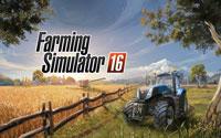 Free Farming Simulator 16 Wallpaper