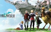 Free Final Fantasy III Wallpaper
