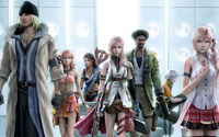 Free Final Fantasy XIII Wallpaper