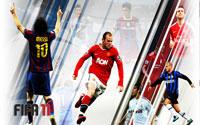 Free FIFA 11 Wallpaper