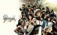 Free Dissidia 012 Final Fantasy Wallpaper