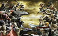 Free Dissidia Final Fantasy Wallpaper