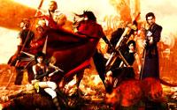 Free Dirge of Cerberus: Final Fantasy VII Wallpaper