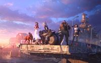Free Final Fantasy VII Remake Wallpaper