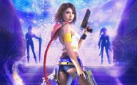 Free Final Fantasy X-2 Wallpaper
