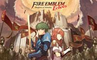 Free Fire Emblem Echoes: Shadows of Valentia Wallpaper