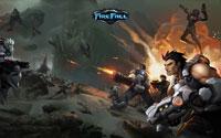 Free Firefall Wallpaper