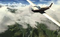 Free Flight Simulator X Wallpaper