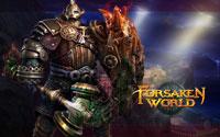 Free Forsaken World Wallpaper