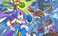 Free Freedom Planet 2 Wallpaper