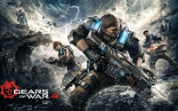Free Gears of War 4 Wallpaper