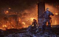 Free Gears of War: Judgment Wallpaper