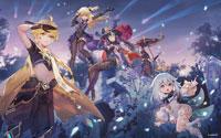 Genshin Impact Wallpaper