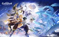 Free Genshin Impact Wallpaper
