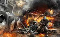 Free Ghost Recon: Future Soldier Wallpaper