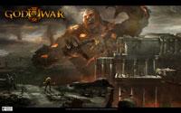Free God of War 3 Wallpaper