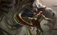 Free God of War: Ascension Wallpaper