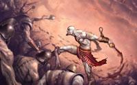 Free God of War Wallpaper