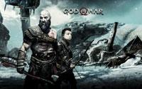 Free God of War (2018) Wallpaper
