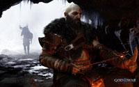 Free God of War: Ragnarok Wallpaper