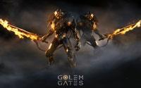 Free Golem Gates Wallpaper