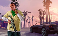 Free Grand Theft Auto V Wallpaper