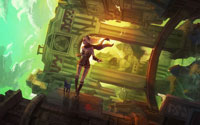 Free Gravity Rush 2 Wallpaper