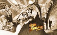 Free Grim Fandango Wallpaper