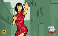 Free Grand Theft Auto: Chinatown Wars Wallpaper