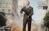 Free Grand Theft Auto IV Wallpaper