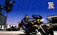 Free Grand Theft Auto: Vice City Wallpaper