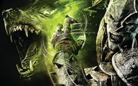 Free Guardians of Middle-earth Wallpaper