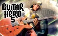 Free Guitar Hero 5 Wallpaper