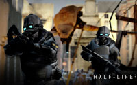 Free Half-Life 2 Wallpaper