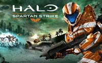 Free Halo: Spartan Strike Wallpaper