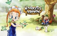 Free Harvest Moon Wallpaper