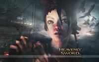 Free Heavenly Sword Wallpaper