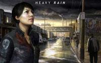 Free Heavy Rain Wallpaper