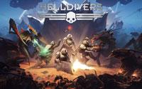 Free Helldivers Wallpaper