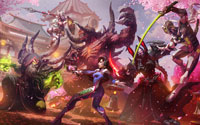 Free Heroes of the Storm Wallpaper