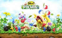 Free Hey! Pikmin Wallpaper