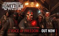 Free Homefront: The Revolution Wallpaper