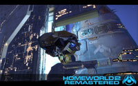 Free Homeworld 2 Wallpaper