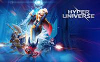 Free Hyper Universe Wallpaper