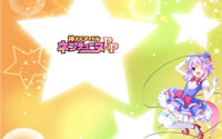 Free Hyperdimension Idol Neptunia PP Wallpaper