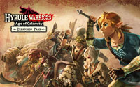 Free Hyrule Warriors: Age of Calamity Wallpaper