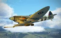 Free IL-2 Sturmovik: Battle of Bodenplatte Wallpaper
