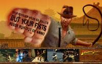 Free Indiana Jones and the Emperor's Tomb Wallpaper