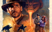 Free Indiana Jones and the Fate of Atlantis Wallpaper